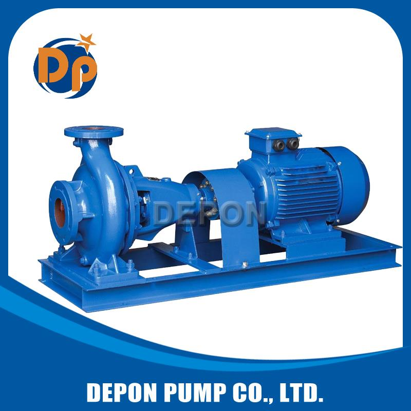 Horizontal end suction clean water spray pump