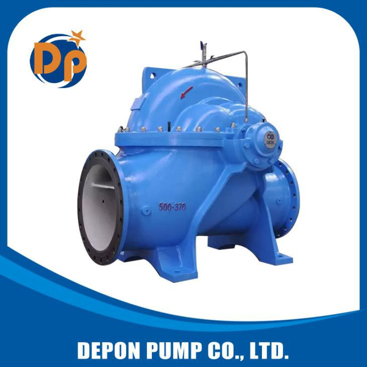 350-26A Large Double Suction Seawater Pump For Water Transfer