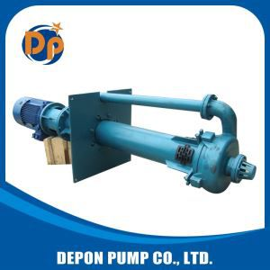 Electric Motor Vertical Portable Slurry Pump