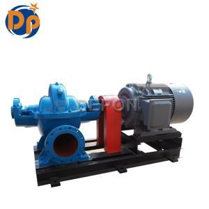 High Efficiency Double Suction Split Casing Centrifugal Water Pump