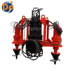 Submersible Dredging Pump for River Sand