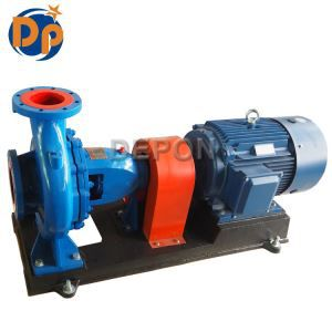 Horizontal End Suction Drinking Water Pump